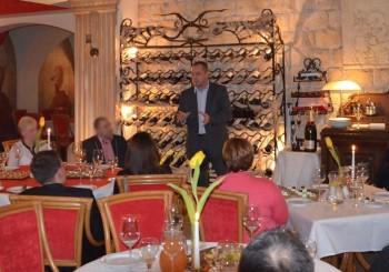 Prelekcja dla klientów Banku Credit Agricole w Rybniku