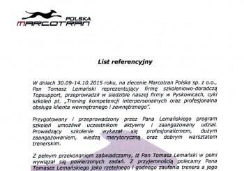 Marcotran Polska sp. z o.o.